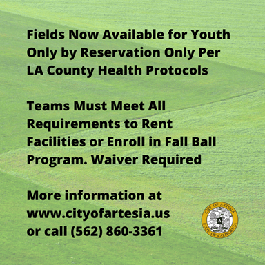 FIelds Youth Sports